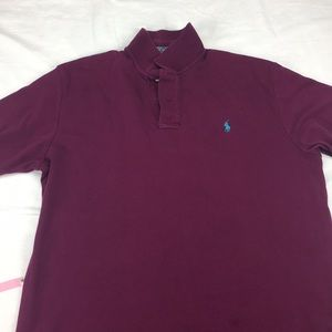 A5 Polo Ralph Lauren Purple XL Polo